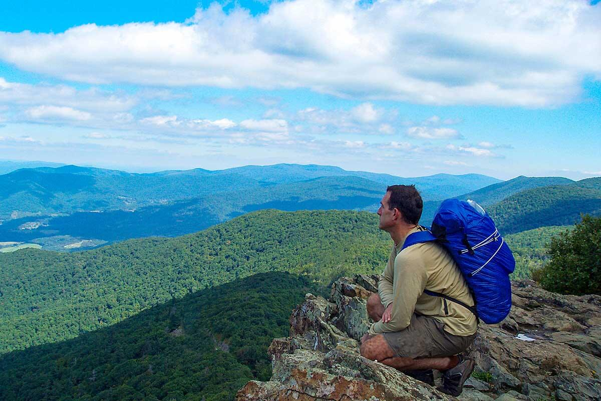 Practical Light Gear List Appalachian Trail Adventure Alan