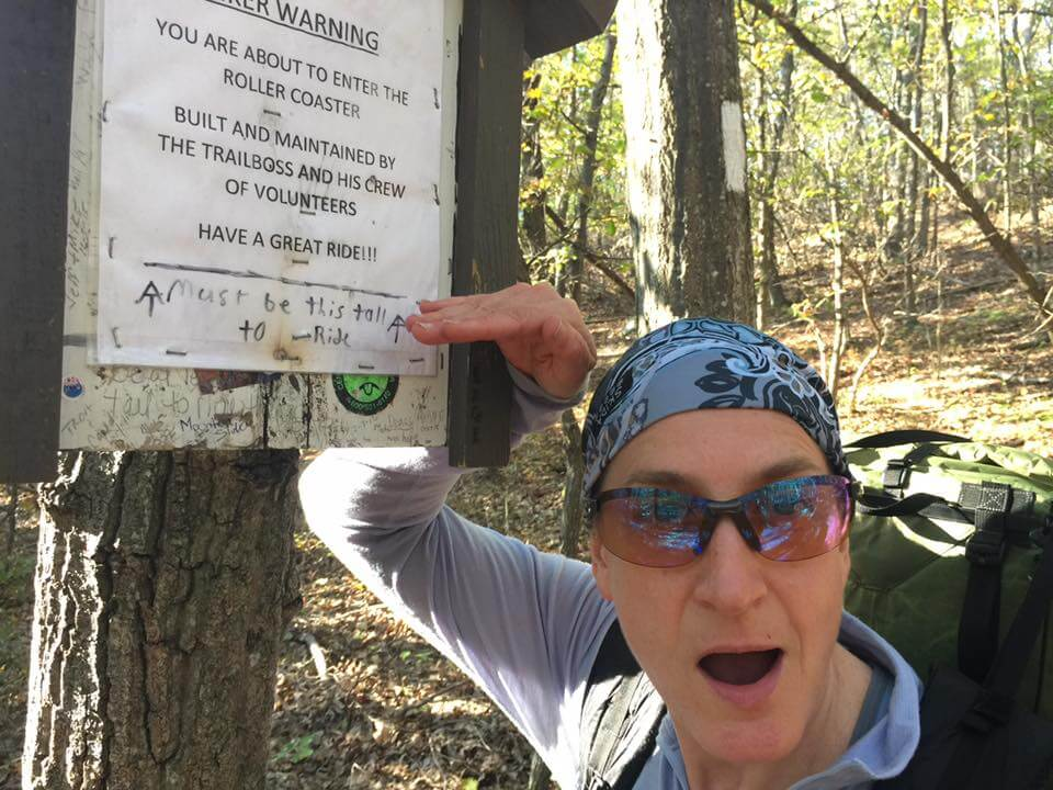 AT Section Hike - Shenandoah to Harpers Ferry