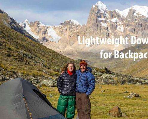Lightweight Down Jackets