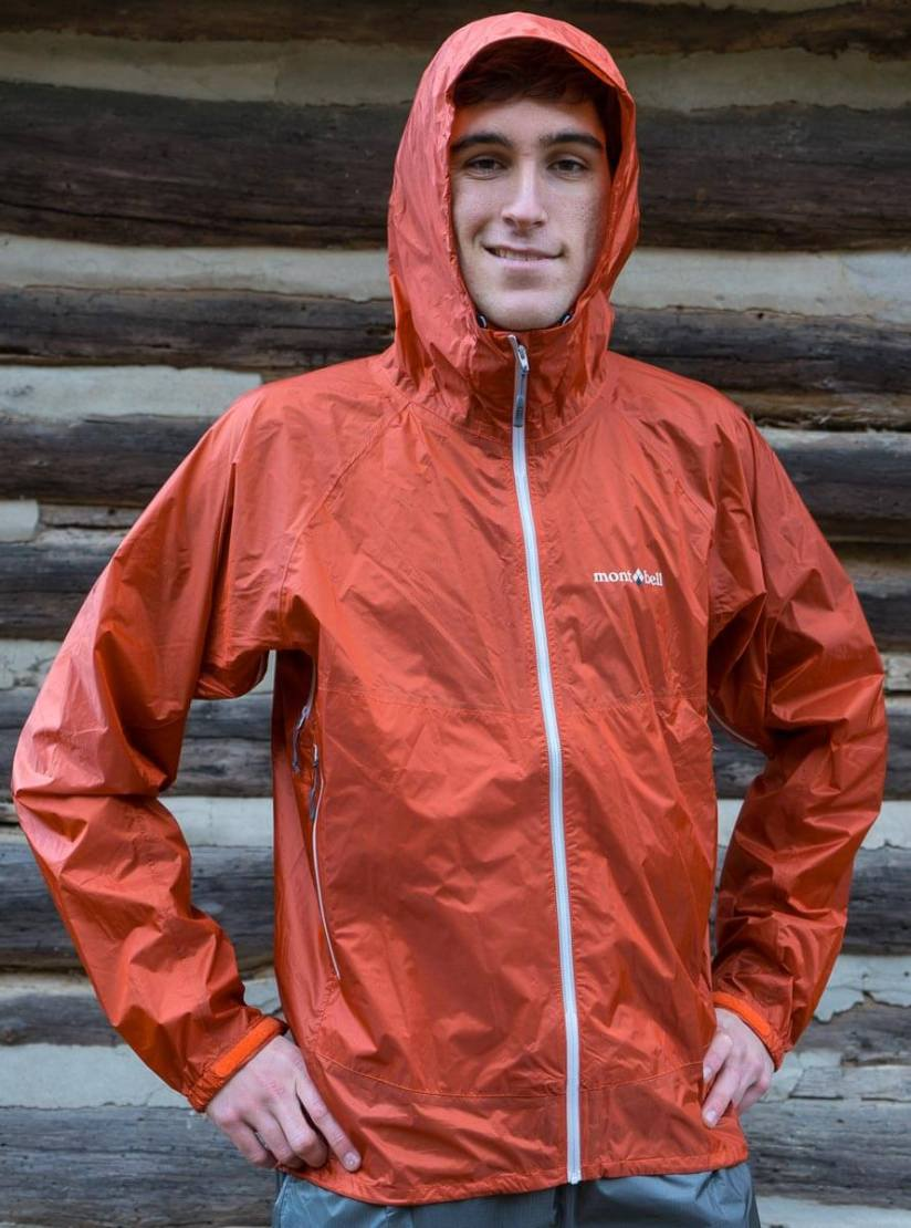 bc23bf244 Mont Bell - Versalite - Best Lightweight Rain Jacket for Hiking and  Backpacking