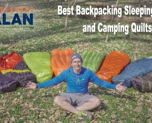 best camping quilts