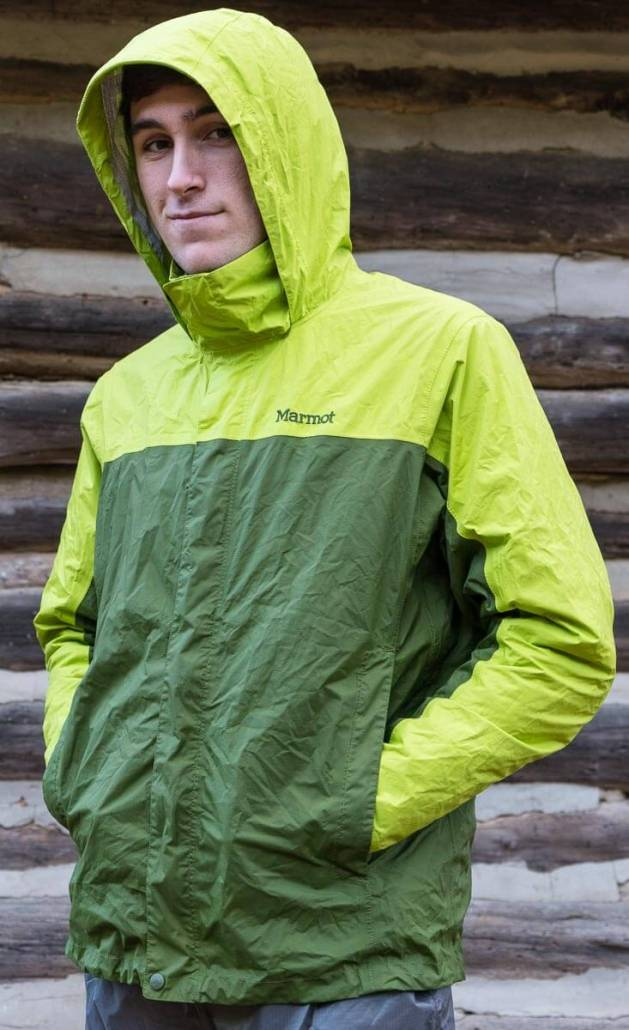 Marmot - Precip - Lightweight Rain Jacket for Hiking and Backpacking