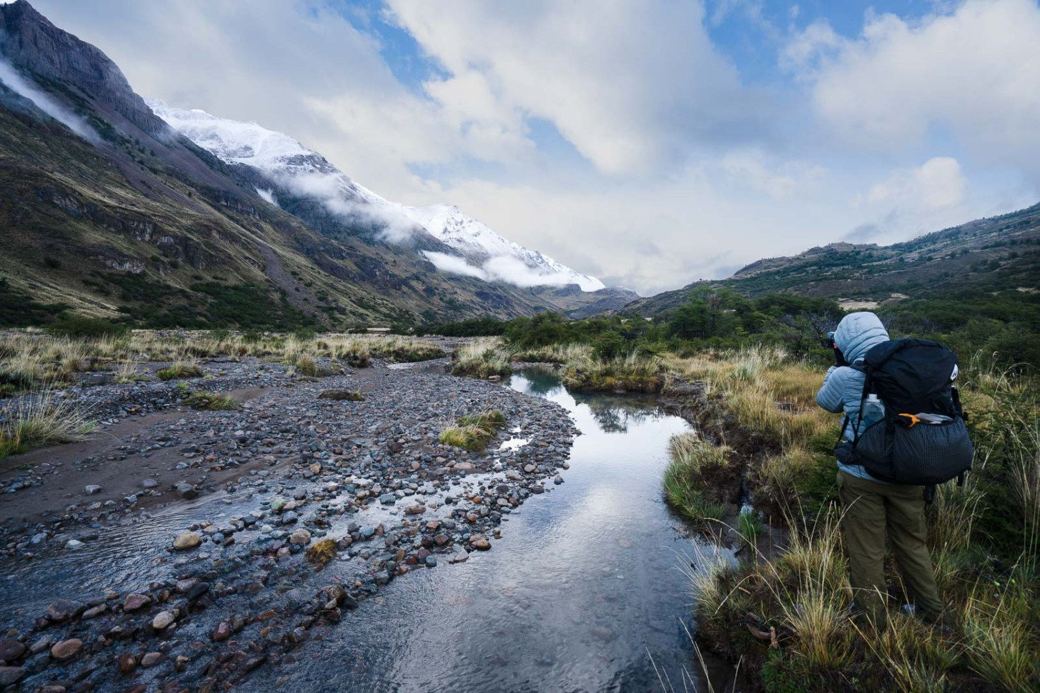 Patagonia National Park Trek