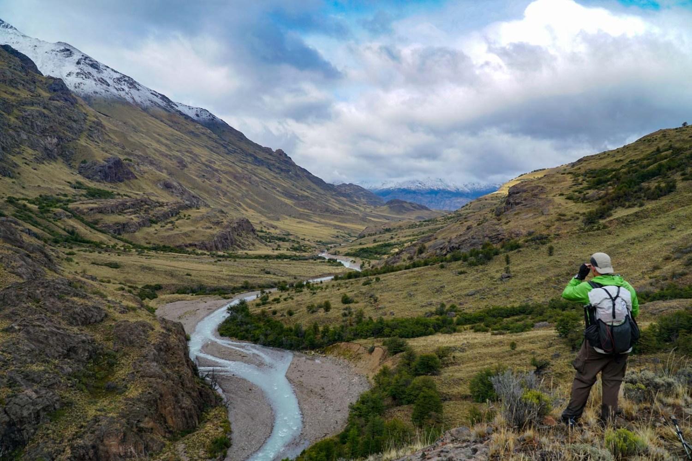 Patagonia National Park Trek