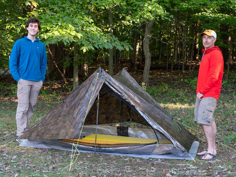 backpacking tents zpacks duplex