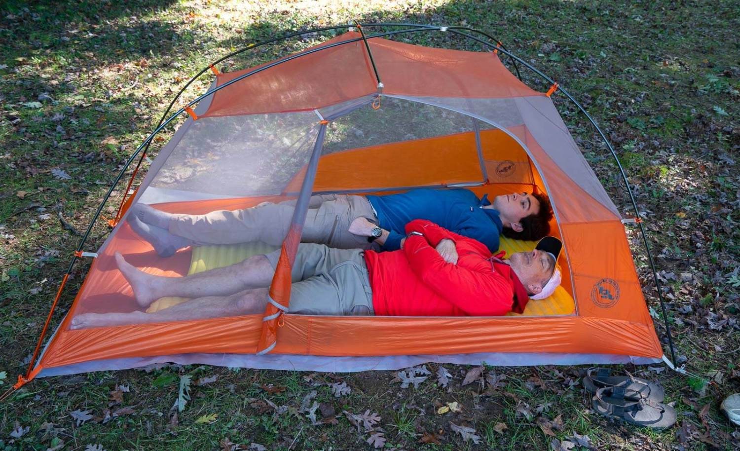 backpacking tents - BIG AGNES COPPER SPUR HV UL2