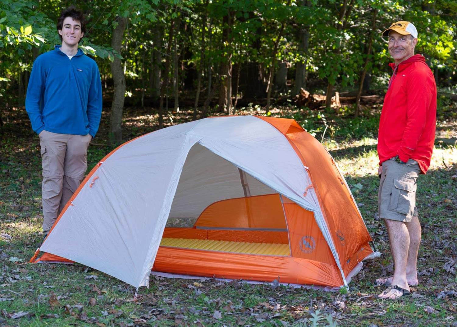 tent for backpacking - BIG AGNES COPPER SPUR HV UL2