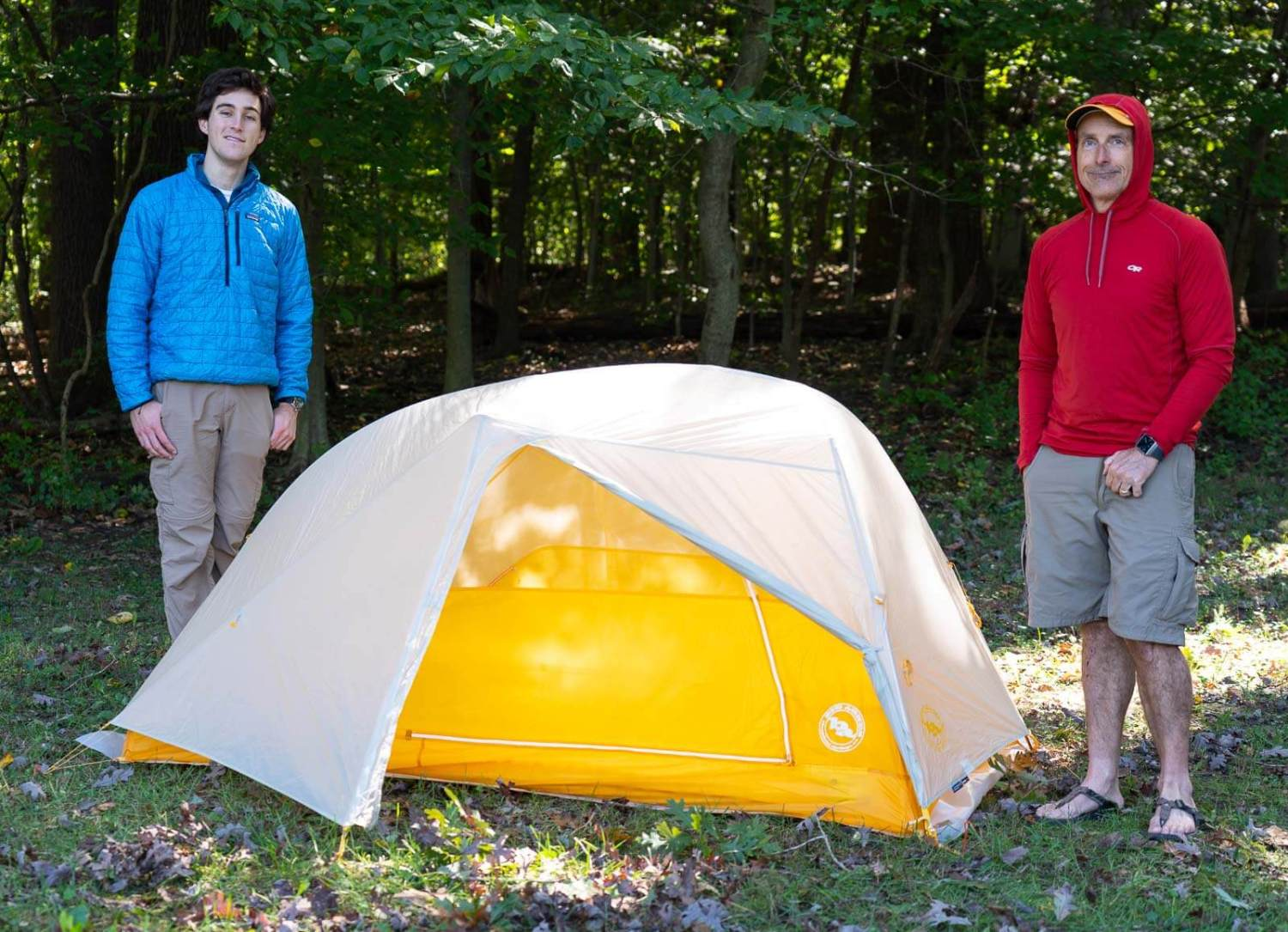 best backpacking tents - BIG AGNES TIGER WALL UL2 Tent
