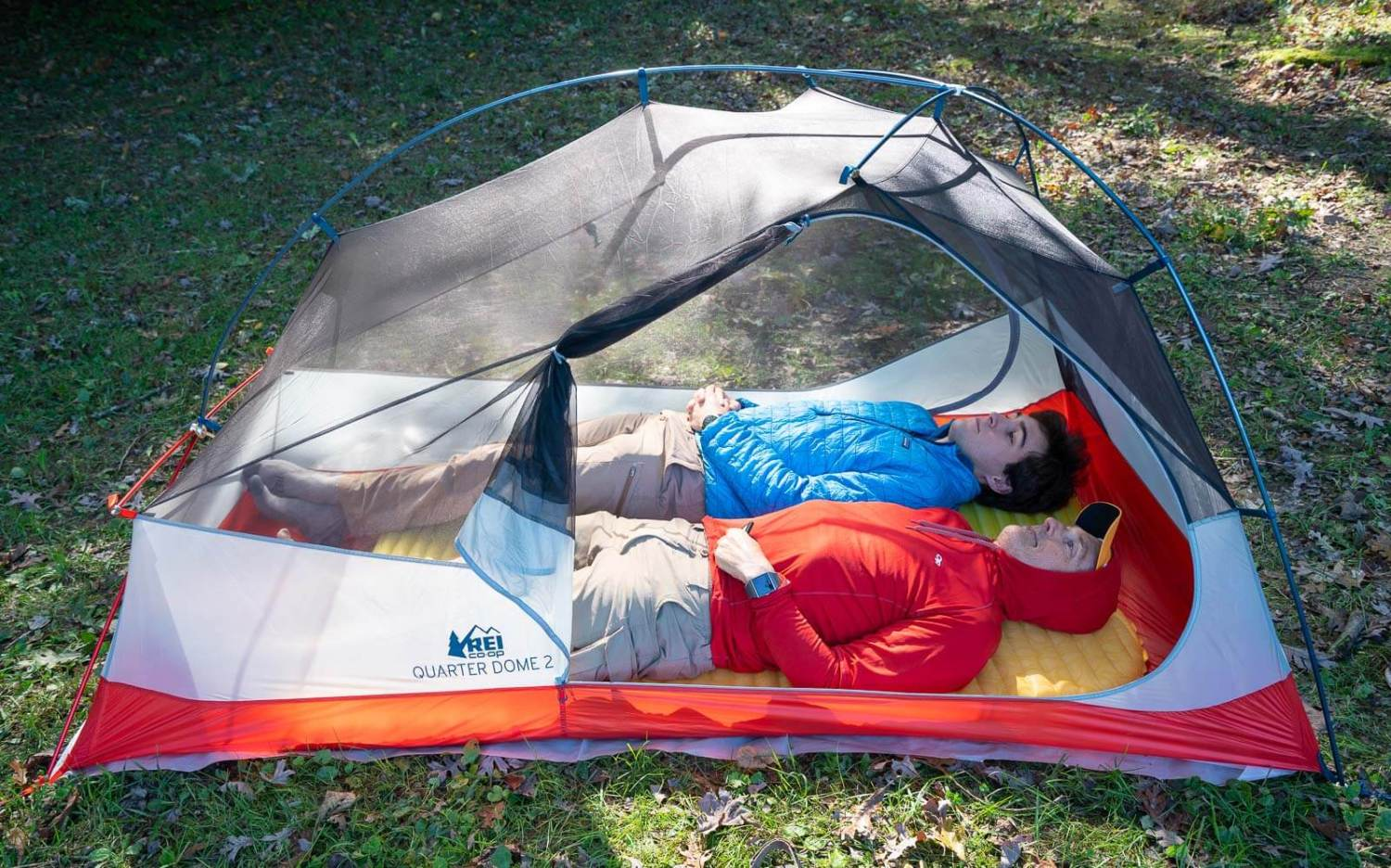 Best Backpacking Tent - REI CO-OP QUARTER DOME 2