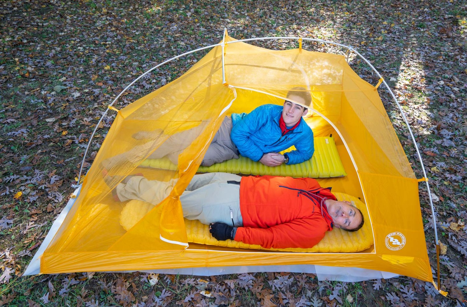 best backpacking tent - BIG AGNES TIGER WALL UL3 Tent