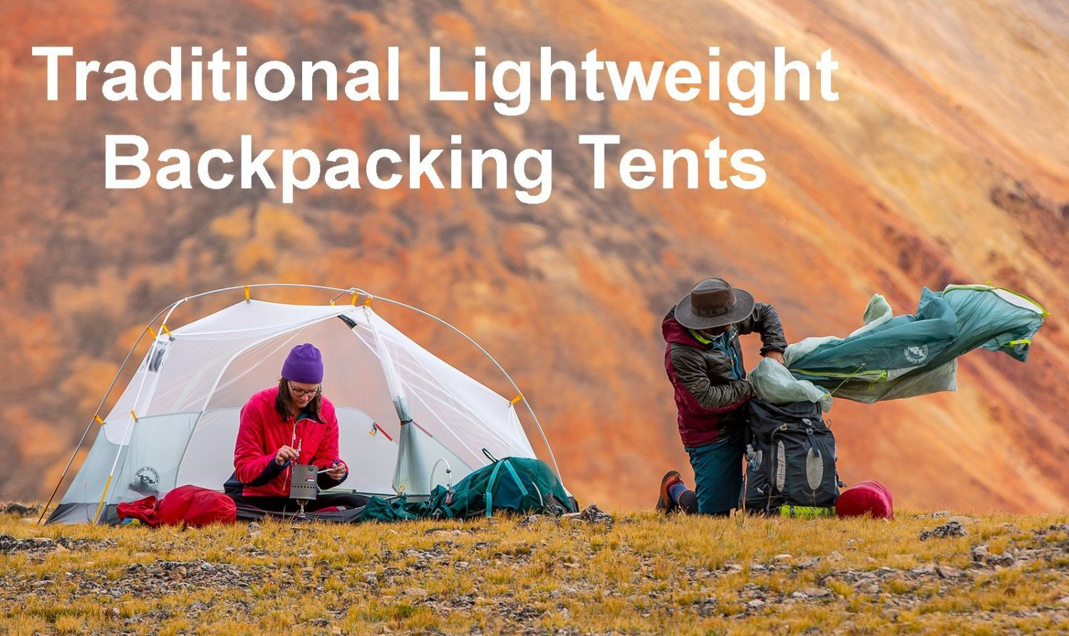 traditional lightweight tents