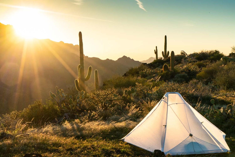 Backpacking Tent - Hyperlite Mountain Gear Dirigo 2 Tent