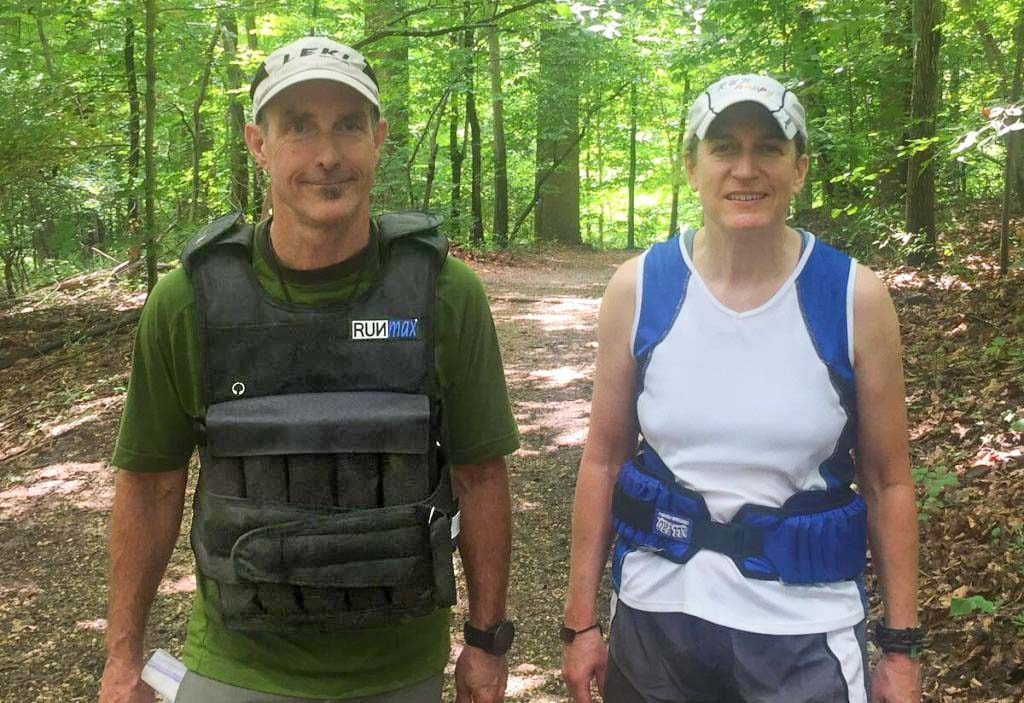 how to train for hiking and backpacking