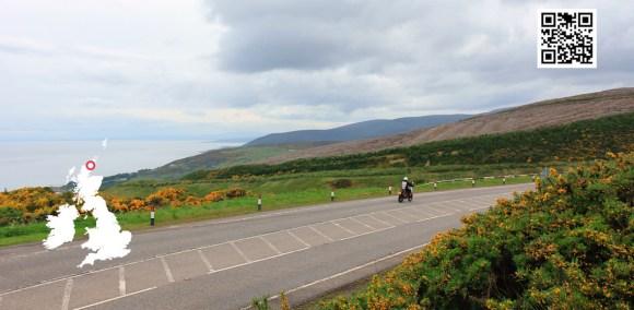 Coastal Road of Scotland