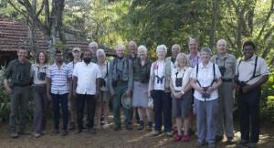 Wild Insights Sri Lanka group photo 2018 lo-res