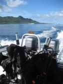 Our skippers are highly experienced and qualified boat handlers and know Rarotonga's reefs and passages second to none.
