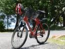 Mountain Bike With Basket