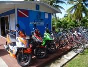 Rental Bikes in Rarotonga