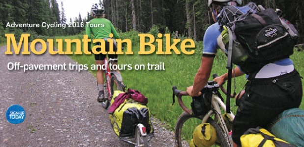 Join Adventure Cycling