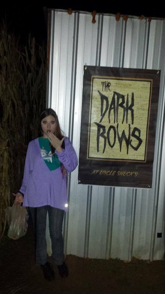 The Dark Rows at Uncle Shuck's Corn Maze Georgia