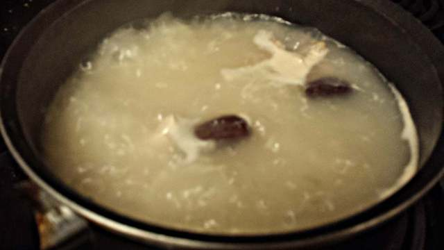 Korean CHICKEN PORRIDGE 닭죽 Dak Juk Recipe Directions