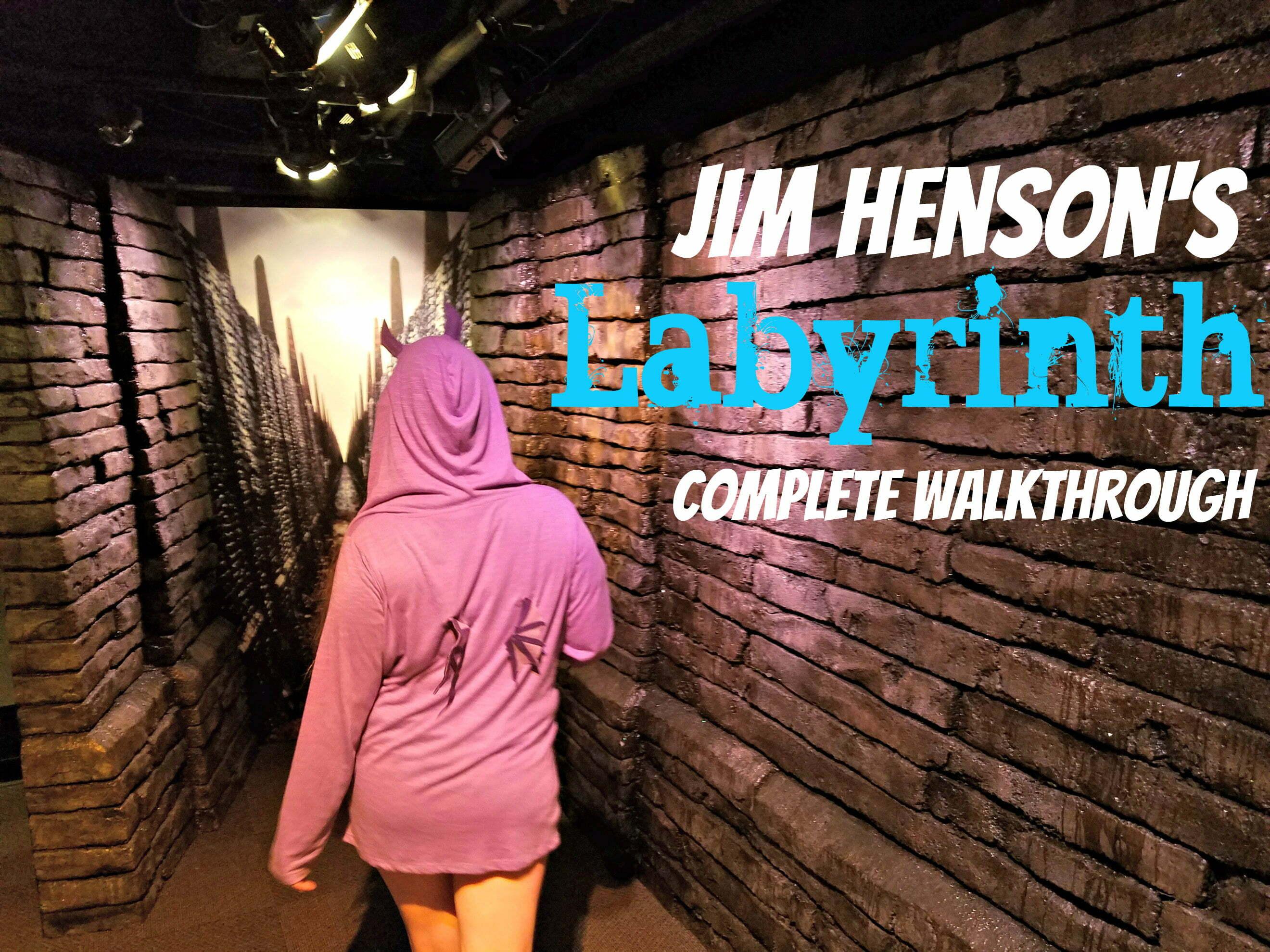 Jim Henson's Labyrinth Exhibit Feels Like Living Inside the