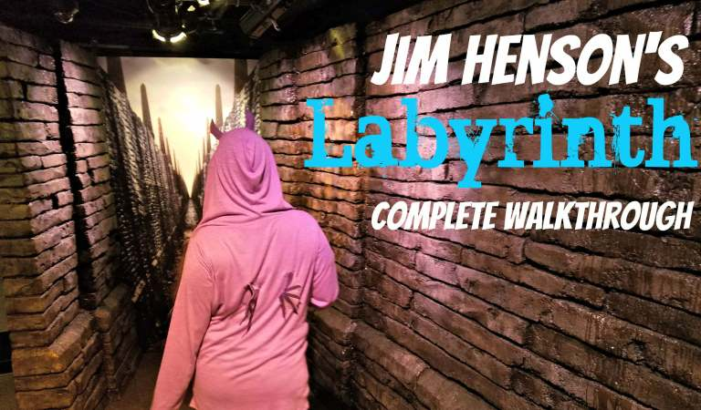 Jim Henson's Labyrinth Exhibit Feels Like Living Inside the Film – Complete Walkthrough