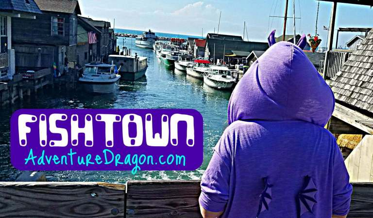 A Place in the USA Known Simply as Fishtown where the Past is Alive and a Way of Life