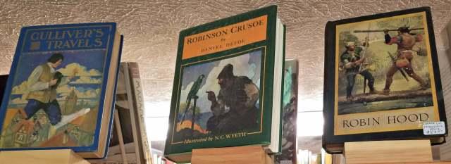 Good Old Books 1912 First Printing Robin Hood