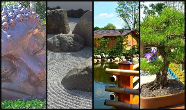Japanese Garden in the USA