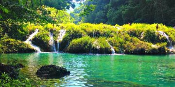 Semuc Champey Waterfalls and Tiered Turquoise Pools Guide