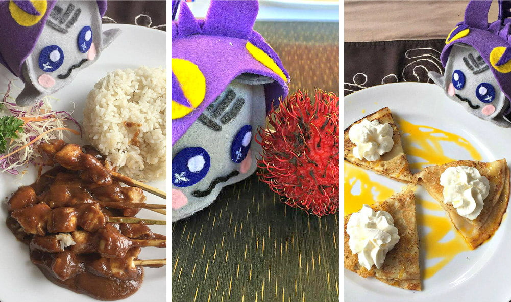 what to eat Bali - Bali top 10