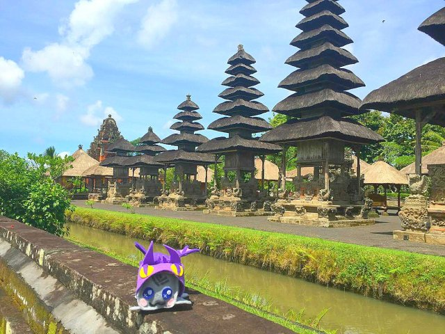 Royal Temple of Mengwi - Bali top 10