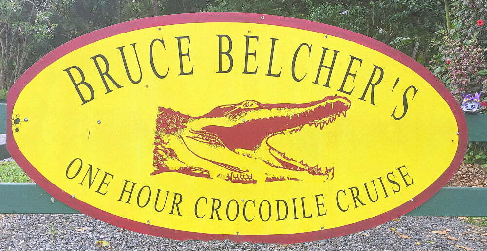 Daintree River Cruises Bruce Belcher's Crocodile Cruise