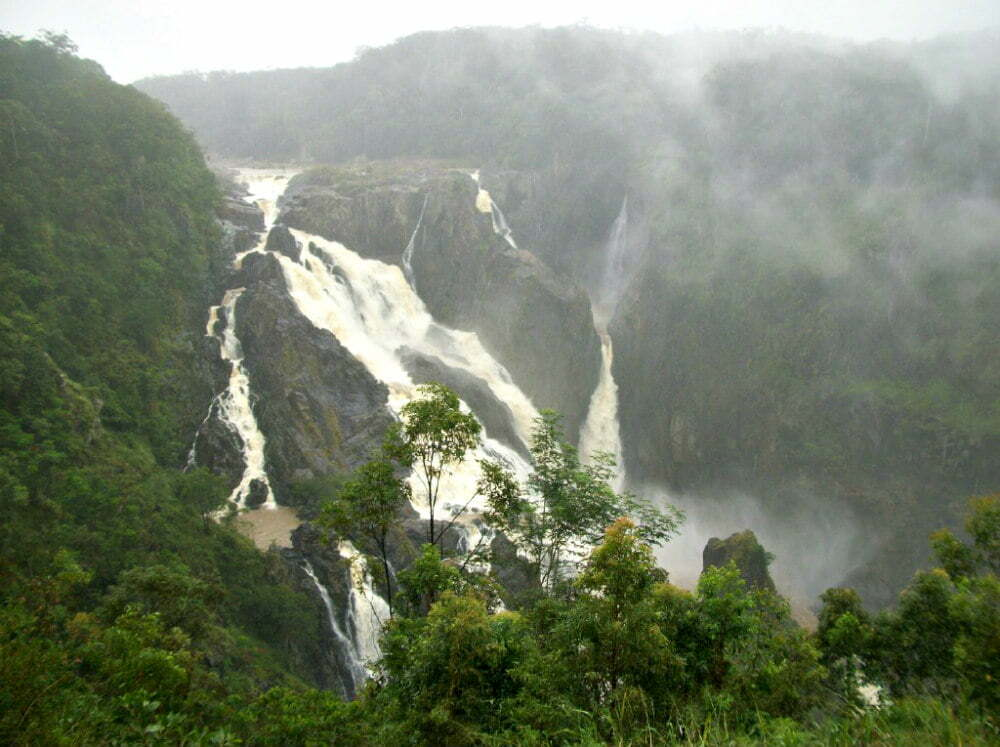 things to do in Kuranda Village in a Rainforest - Barron Falls walking trail