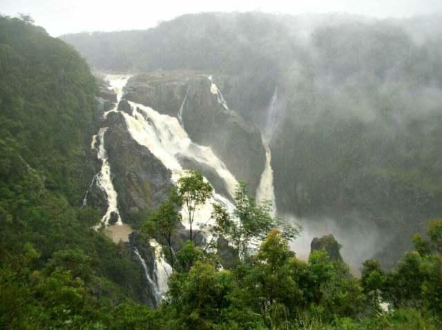 things to do in Kuranda Village in a Rainforest - Barron Falls walking trail