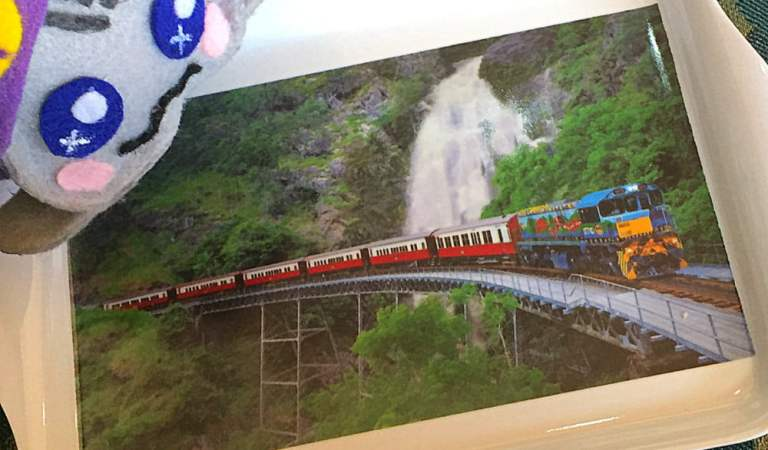 Kuranda Scenic Railway – Riding the Rainforest Waterfall Train