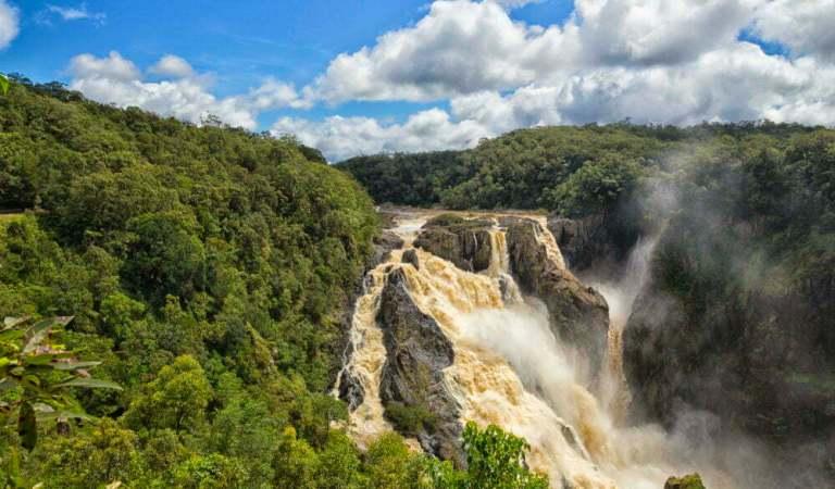 Barron Falls – Stunning Waterfall Deep in the Australian Rainforest