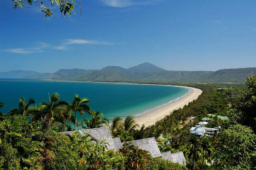 best beaches in Cairns beaches Four Mile Beach Port Douglas