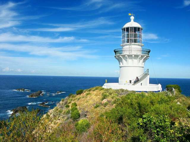 Sugarloaf Point Lighthouse Accommodation - Unusual Quirky Hotels in Australia Unique Stays