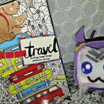 Best Travel Coloring Books for Adults