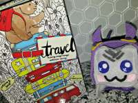 The Best Travel-Themed Adult Coloring Books for Women with ...