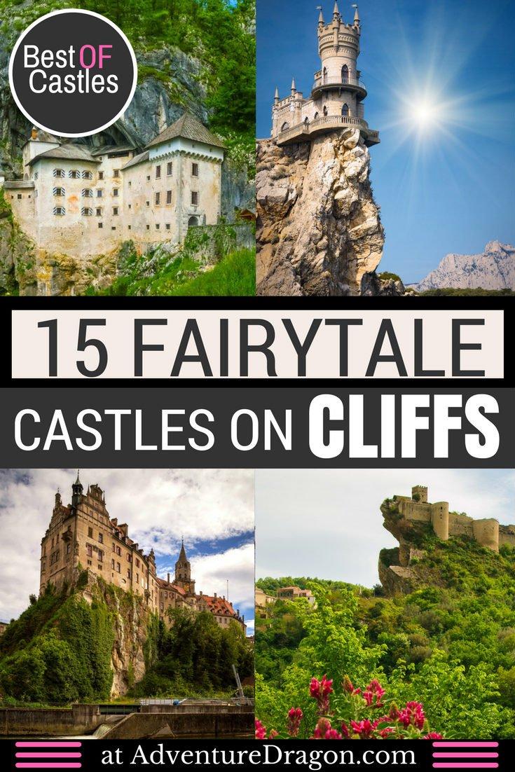 Cliffside Cliff Castles on Cliffs
