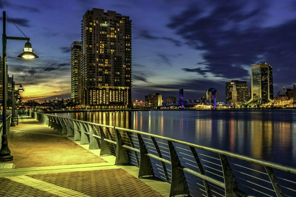 Best Free Things to Do in Jacksonville FL Southbank Riverwalk