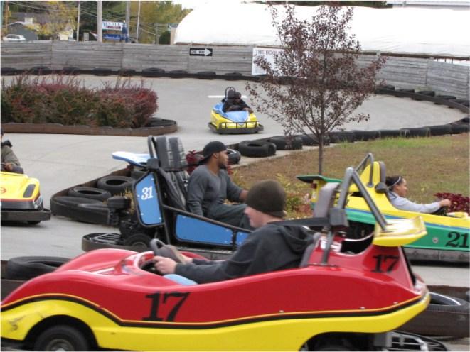 Outdoor Go Karts