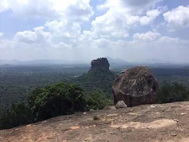 Pidurangala Sigiriya Sri Lanka