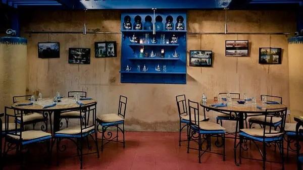 casablanca morocco restaurant