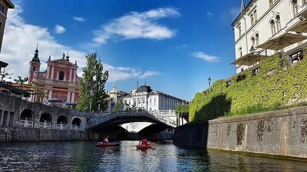 Ljubljana Slovenia A Charming European Gem - 5 gems that make slovenia the adventure capital of eastern europe