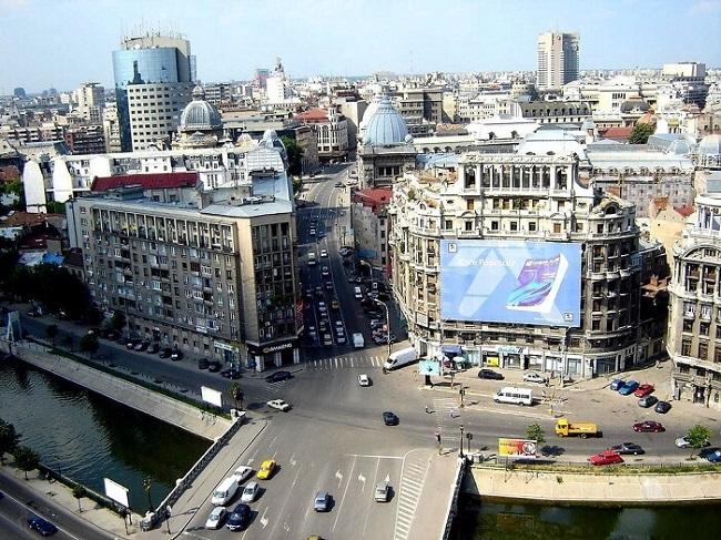 Bucharest Romania travel guide
