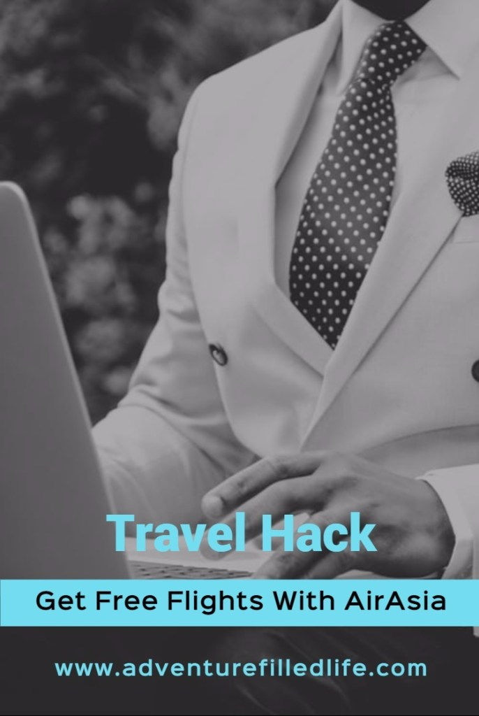 Travel Hack your way to Free Flights in Asia